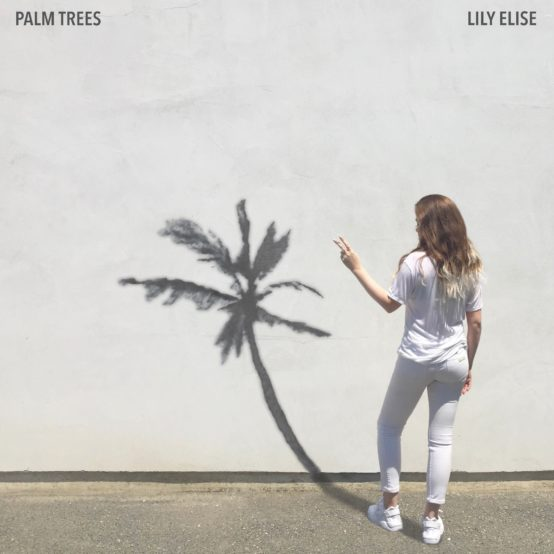 Lily Elise palm trees